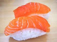 Glycin ist als Aminosäure auch in Reis und Lachs enthalten